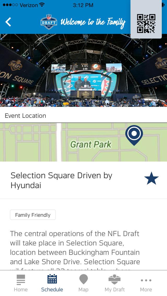NFL Draft - Fan Mobile Pass screenshot 4