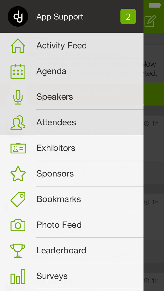 Apttus Events screenshot 2