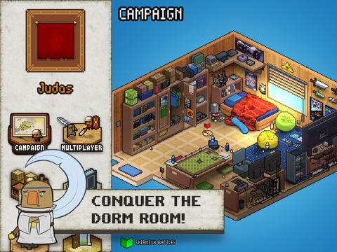 Romans In My Carpet! screenshot 9