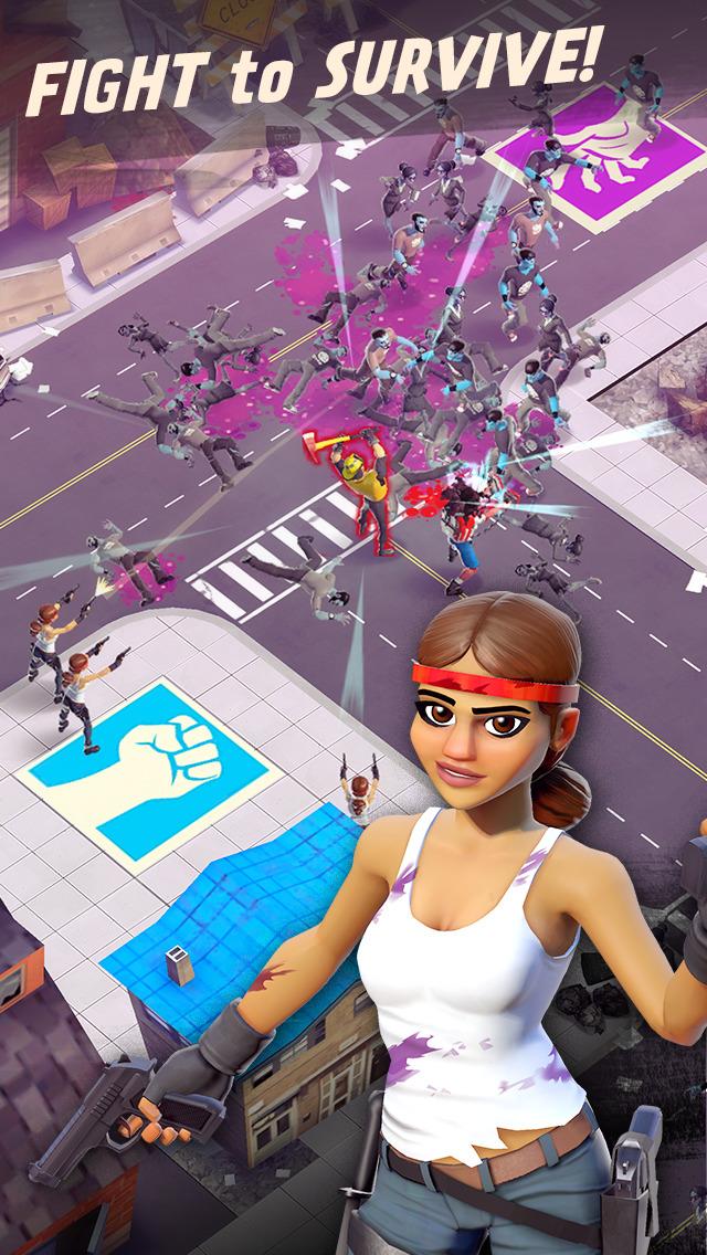 World Zombination screenshot 2