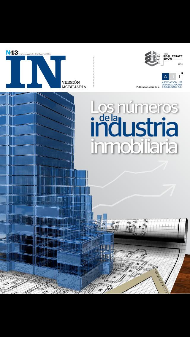 Inversión Inmobiliaria revista screenshot 1