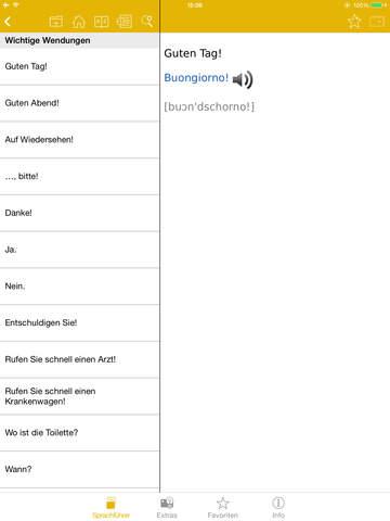 Italienisch talk&travel – Langenscheidt Sprachf... screenshot 8