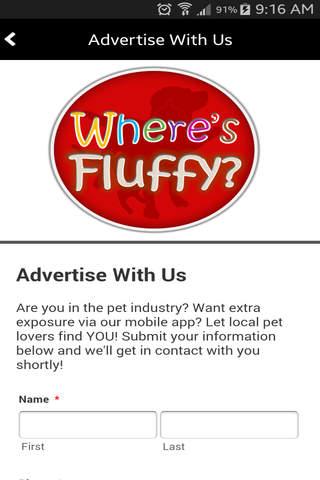 Where\'s Fluffy - náhled