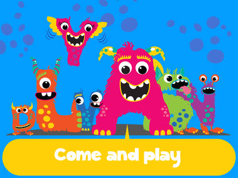 My first alphabet and letters monster puzzle Pro Jigsaw Game for toddlers and preschoolers screenshot 10