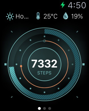 Walkr - A Gamified Fitness App screenshot 5