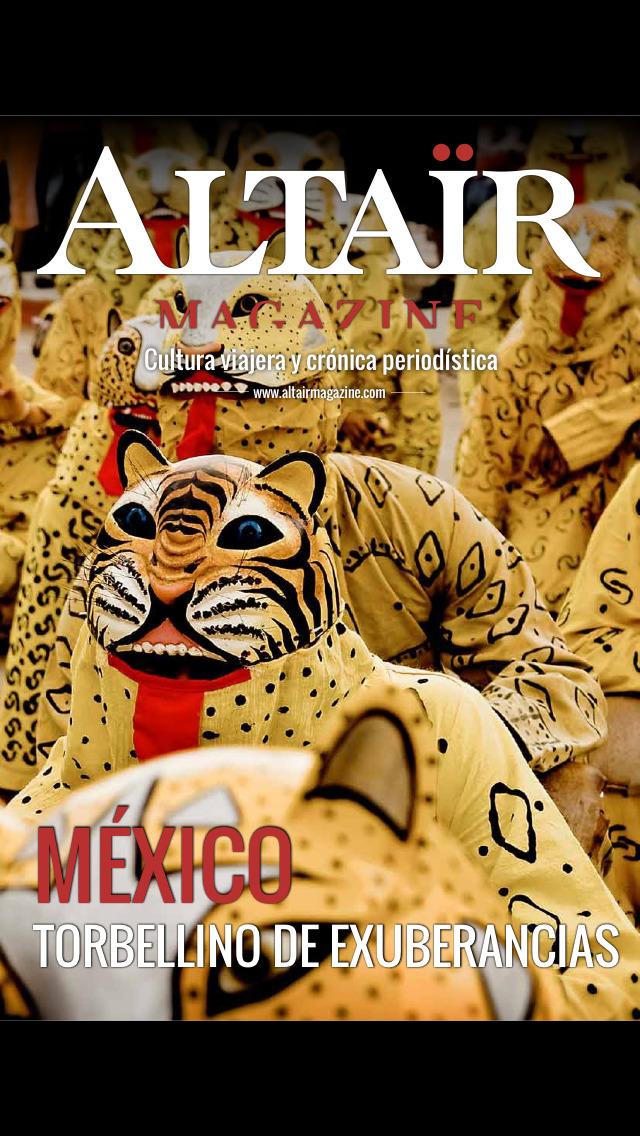 Altaïr Magazine screenshot 1