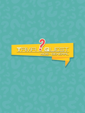 Trivia Quest™ for Kids - general trivia questions for children of all ages screenshot 10