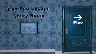 Can You Escape Scary Room 2 Deluxe screenshot 1