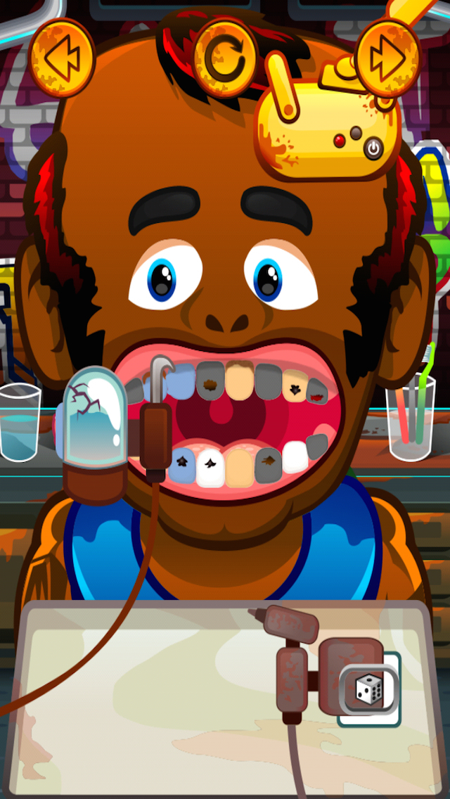 Gangster's Dentist Adventure screenshot 3