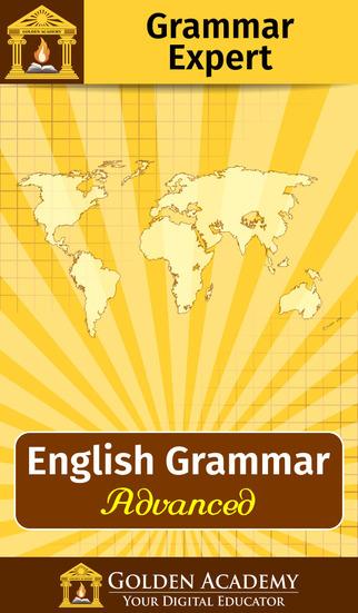Grammar Expert : English Grammar Advanced FREE screenshot 1