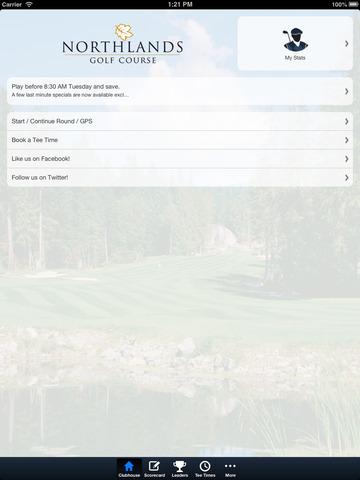 Northlands Golf Course screenshot 7
