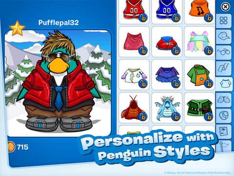 Club Penguin screenshot 10