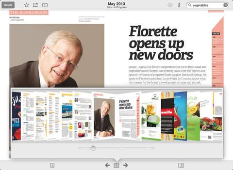 Eurofruit Magazine screenshot #5