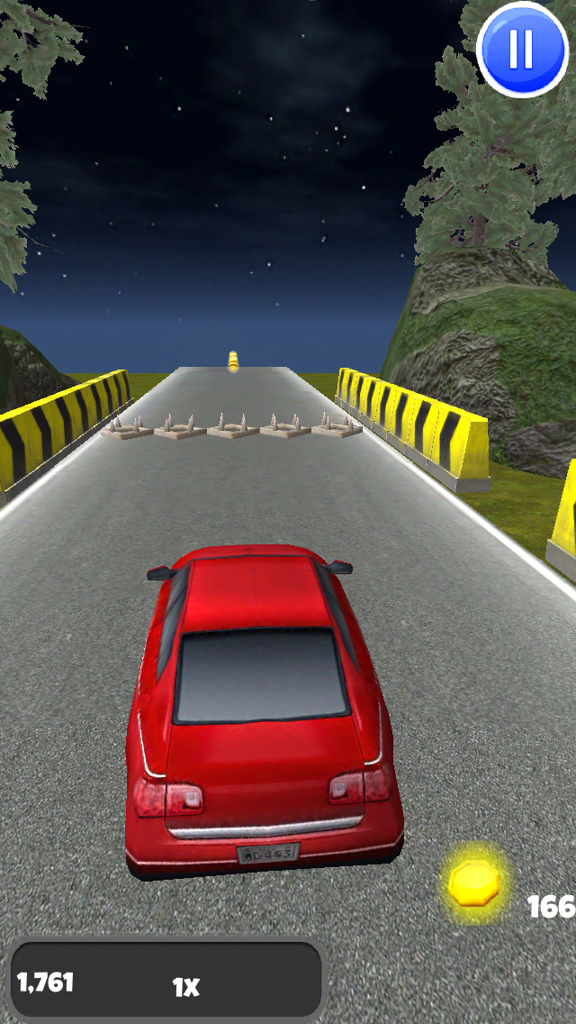 A Zombie Road 3D: Horror Highway - FREE Edition screenshot 4