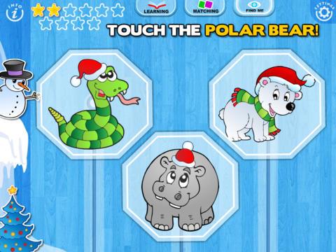 Abby – Amazing Farm and Zoo Winter Animals Games screenshot 8