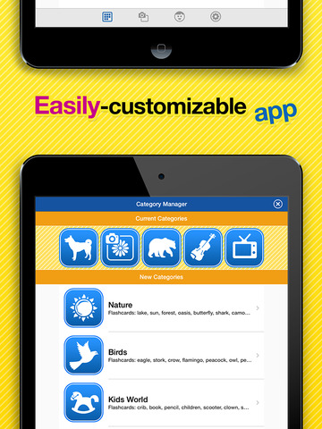 Smart Baby Touch HD - Amazing sounds in toddler flashcards of animals, vehicles, musical instruments and much more screenshot 9