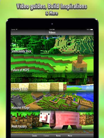 Seeds for MCPE screenshot 5