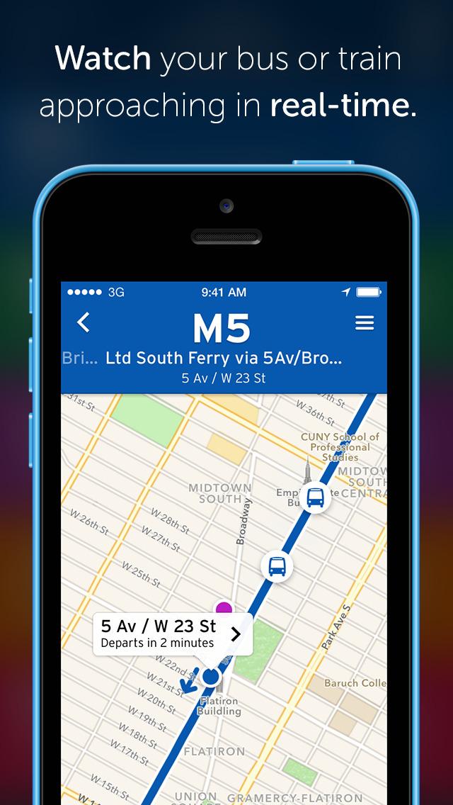 Transit • Subway & Bus Times screenshot 2