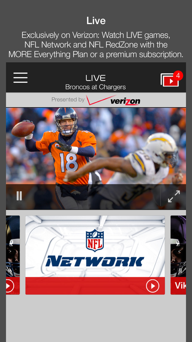 NFL screenshot 3