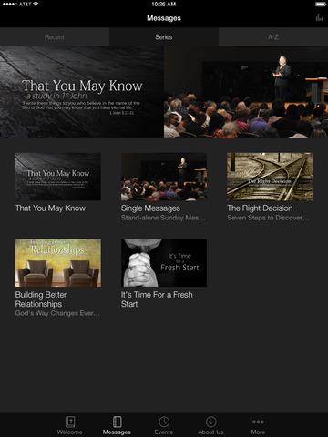 Living Faith Christian Church screenshot 4