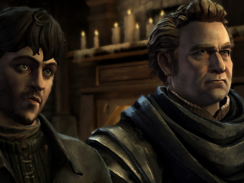 Game of Thrones - A Telltale Games Series screenshot 8