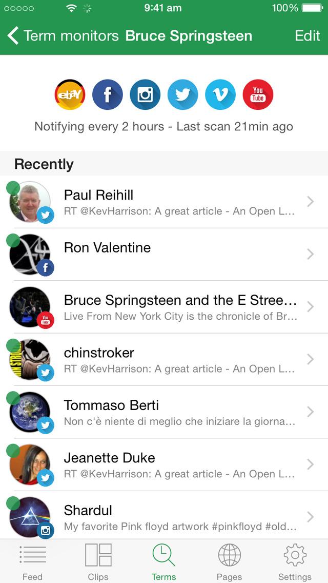 MUSTEUS Push App screenshot 1