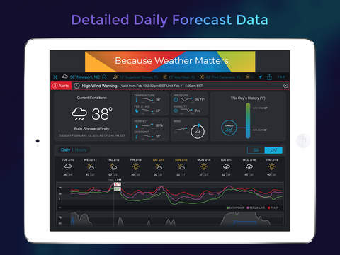 Storm Radar screenshot 10
