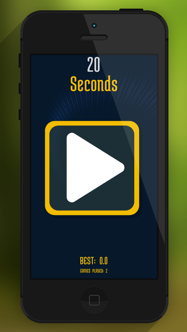 20 Seconds - Test your reaction time screenshot 1