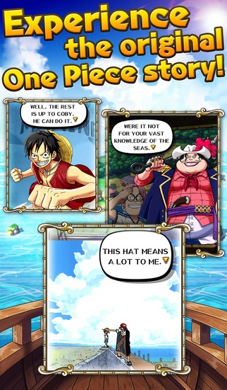 ONE PIECE TREASURE CRUISE screenshot 3