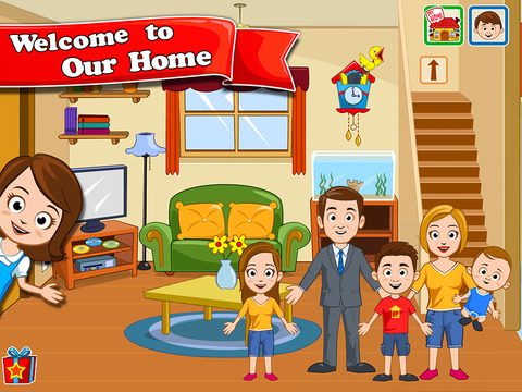 My Town - Play Doll Home Game screenshot 6