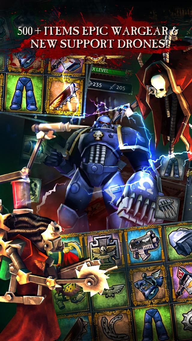 Warhammer 40,000: Carnage screenshot #4