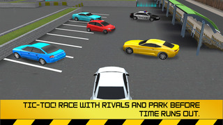 Parking 3D - Car Parking screenshot 5