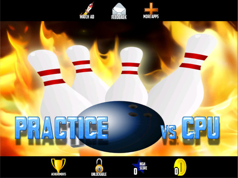3D Super Bowling: Free Touch Bowling screenshot 6