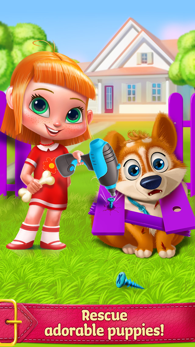 Dog Walker Adventures screenshot 1