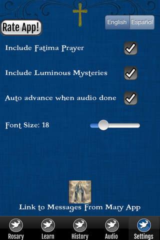 Rosary Audio - náhled