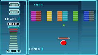 Blocks Demolition - Retro Classic Arcade Game screenshot 2