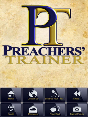 Preachers Trainer - náhled
