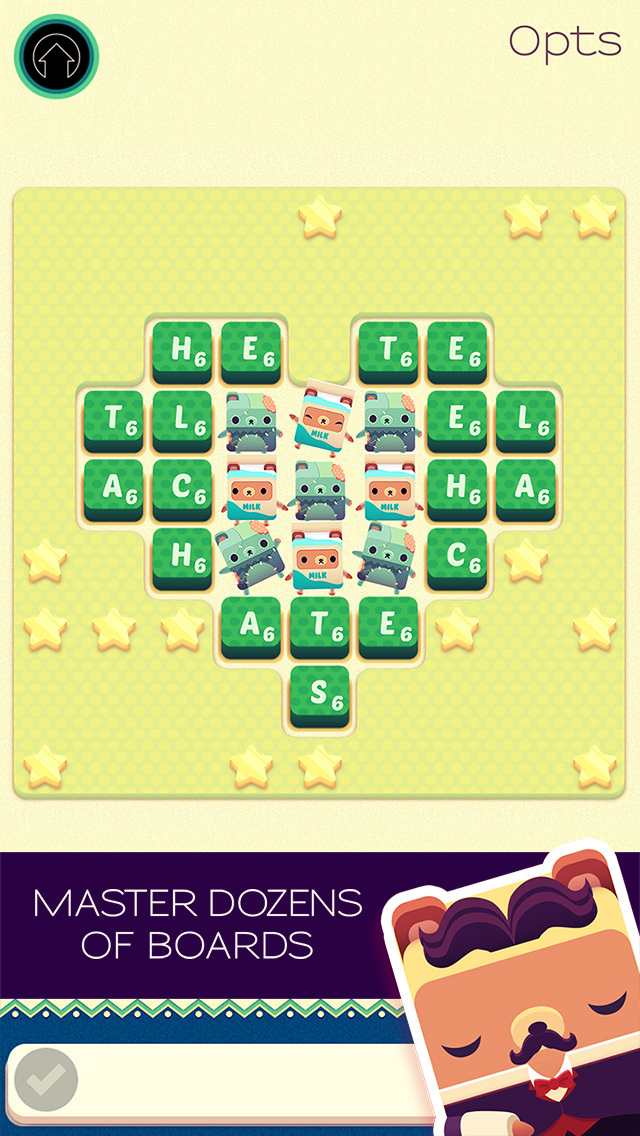 Alphabear: Word Puzzle Game screenshot 2