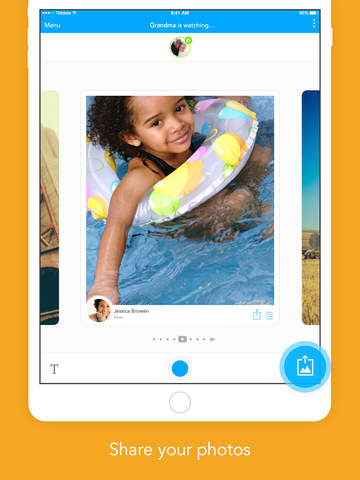 Glide - Live Video Messenger screenshot 10