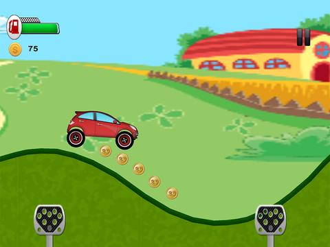 Monster Truck Hill Climb - Pro screenshot 7