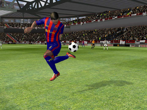 First Touch Soccer 2015 screenshot 10