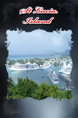 Saint Lucia Travel Guide - Offline Maps - náhled