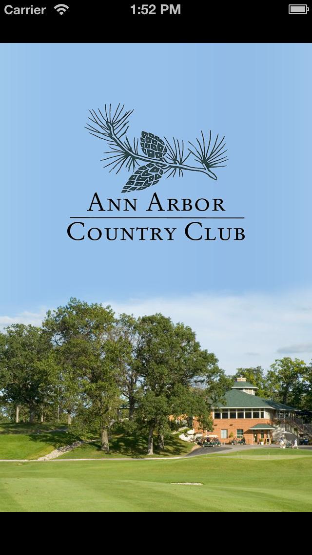 Ann Arbor Country Club screenshot 1