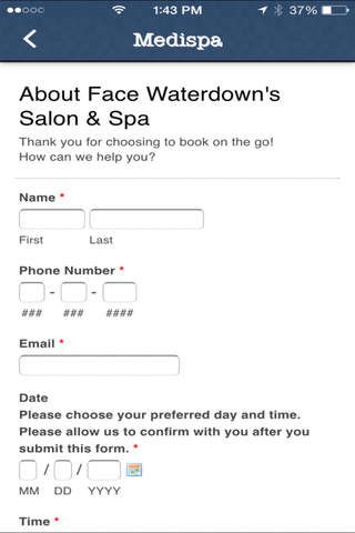ABOUT FACE WATERDOWN'S SALON & SPA - náhled