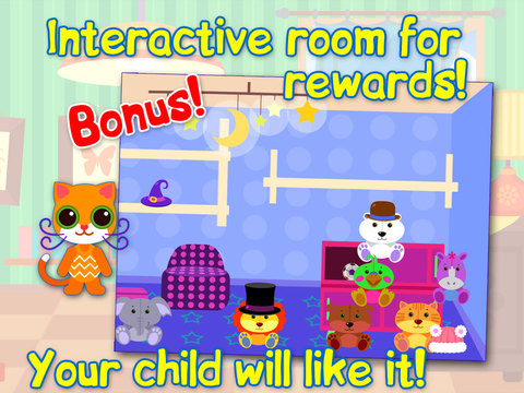 Educational Games For Children: Learning Numbers & Time. Free. screenshot 10