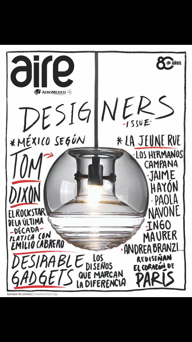 Aire Magazine screenshot 1