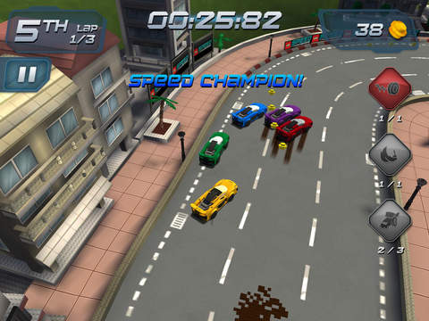LEGO® Speed Champions screenshot 5