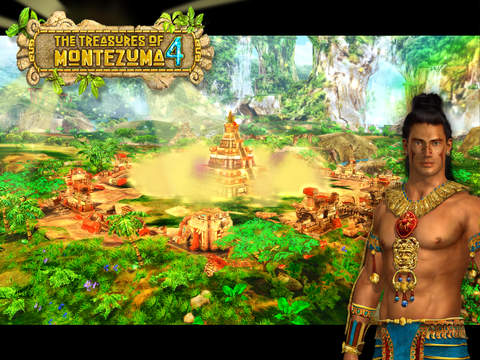 The Treasures of Montezuma 4 HD screenshot 2