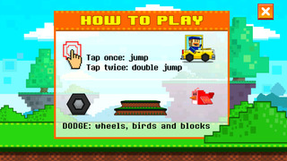 Blocky Offroad Racing screenshot 3