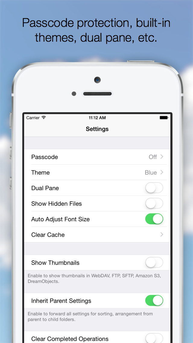 AirFile Pro - Cloud Manager for Dropbox and OneDrive | Apps | 148Apps